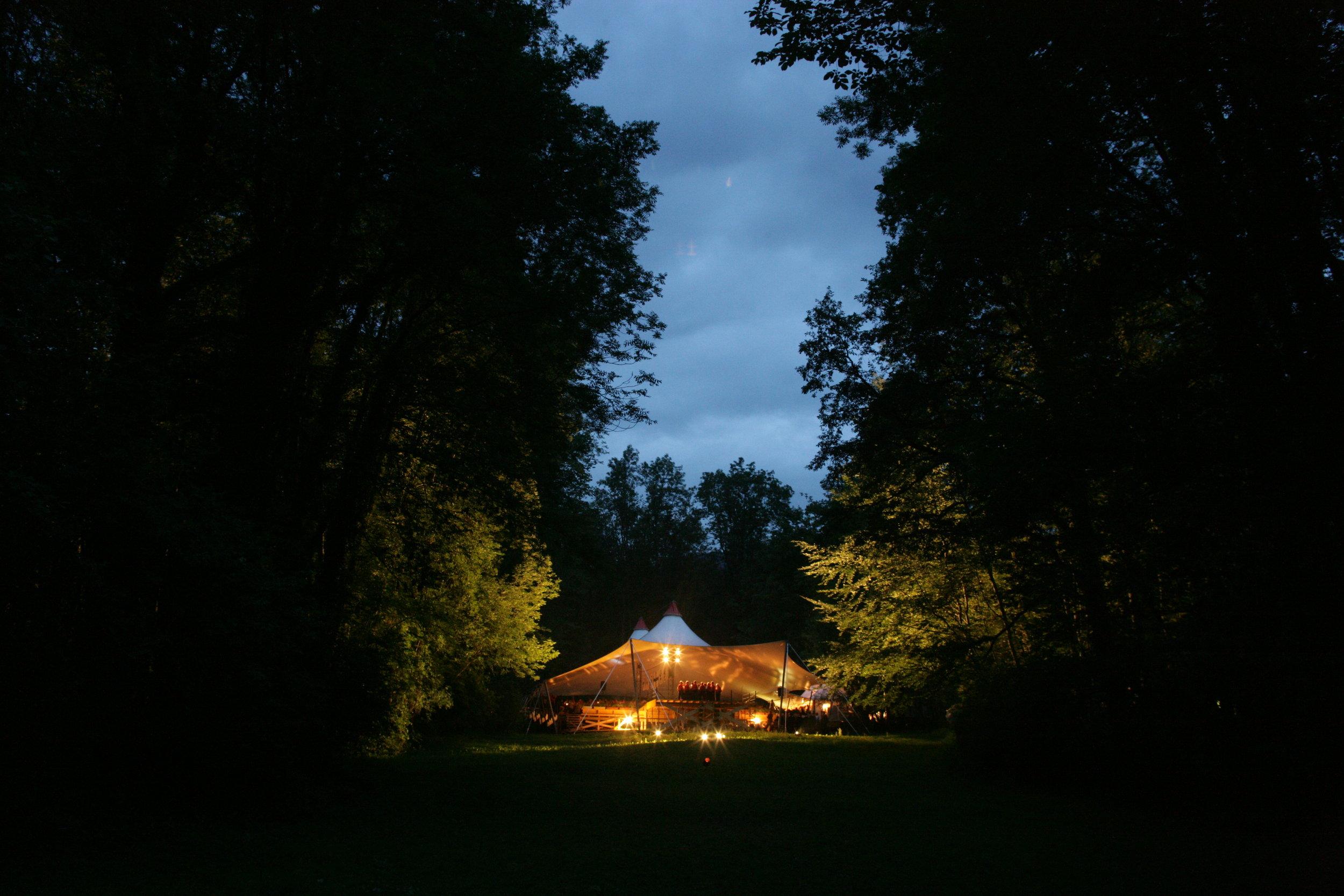 Konzert Volkskulturfest Obwald