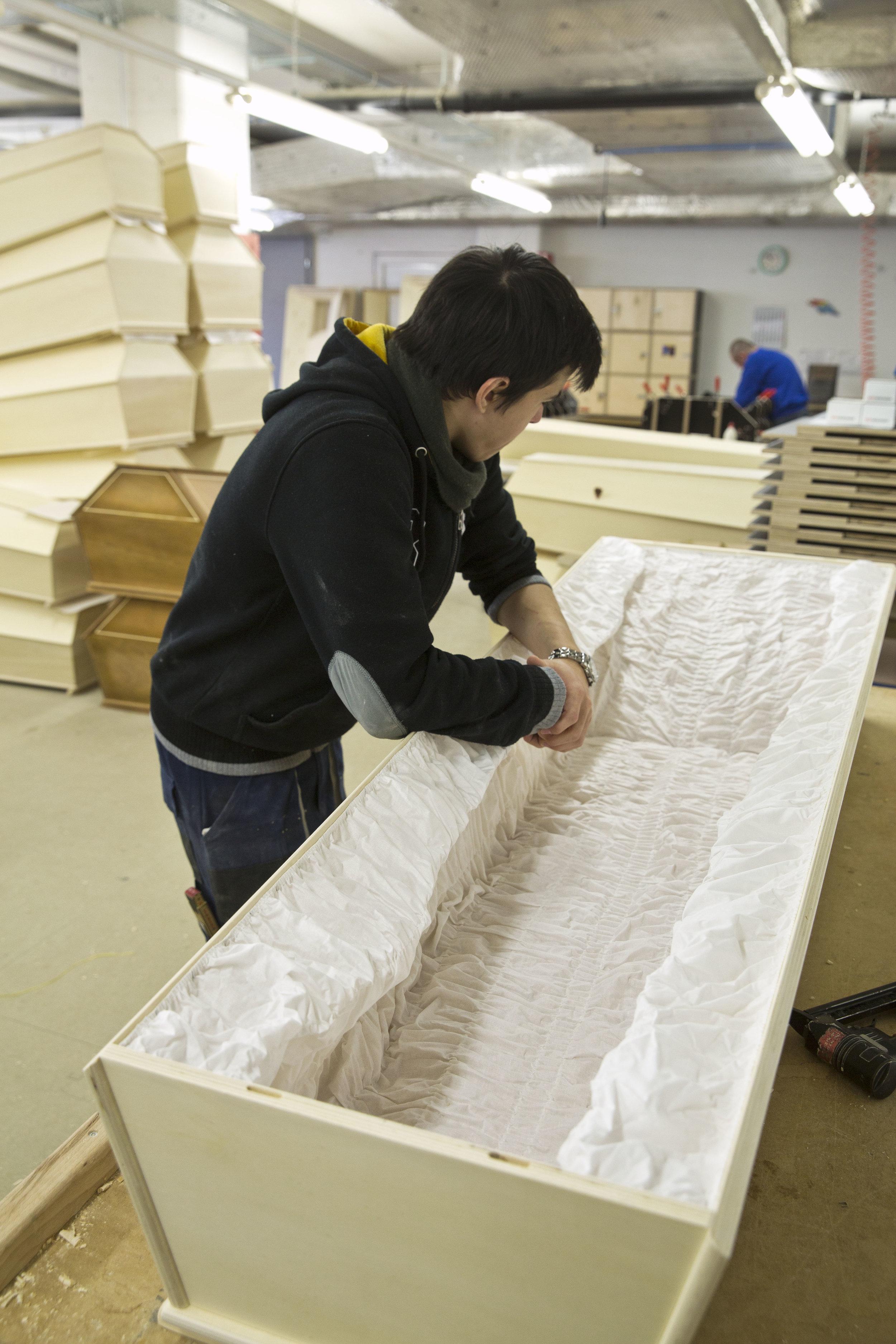 Holzbearbeitung Tramont Halle Örlikon