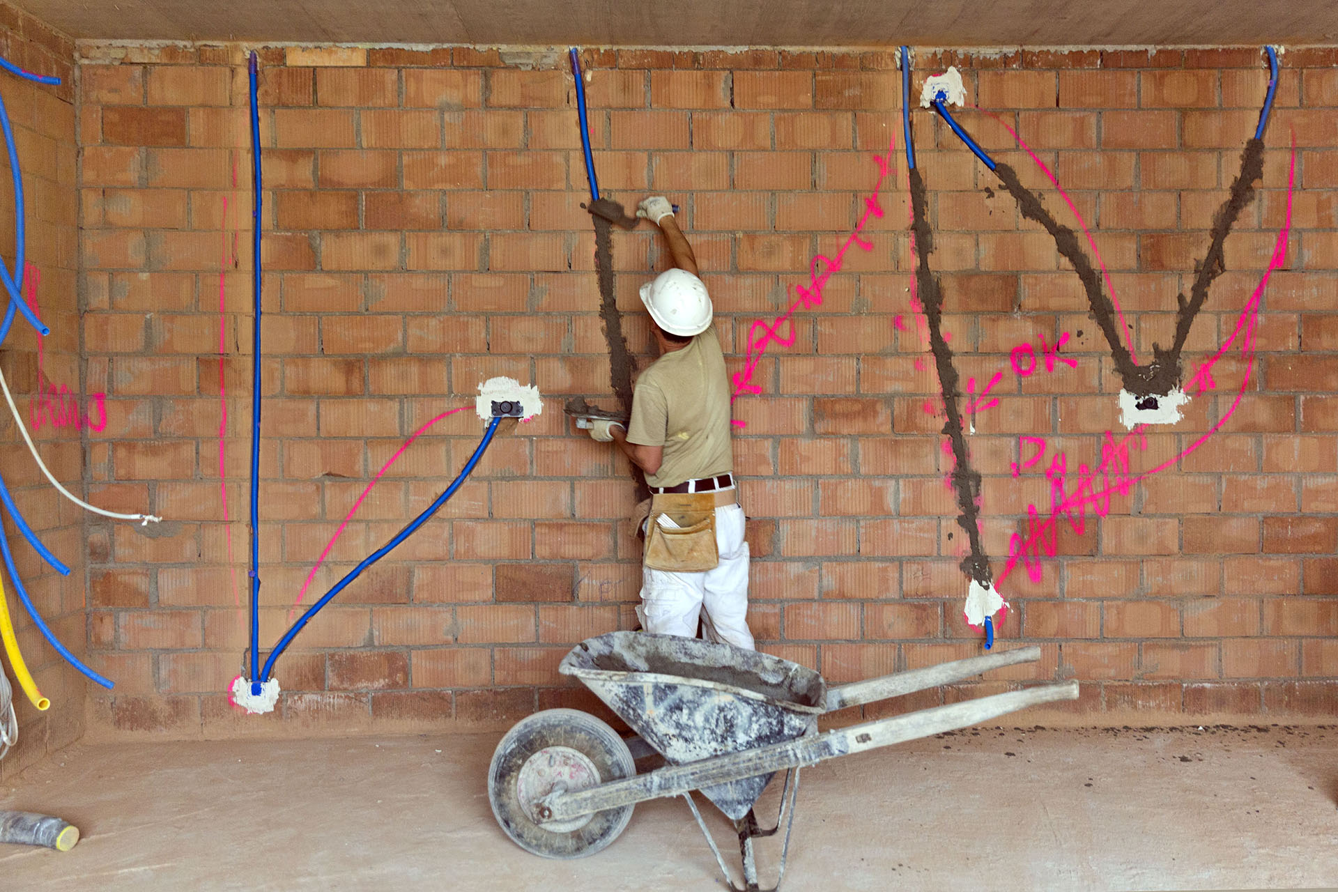 Webseite Koradi Bauunternehmungen AG