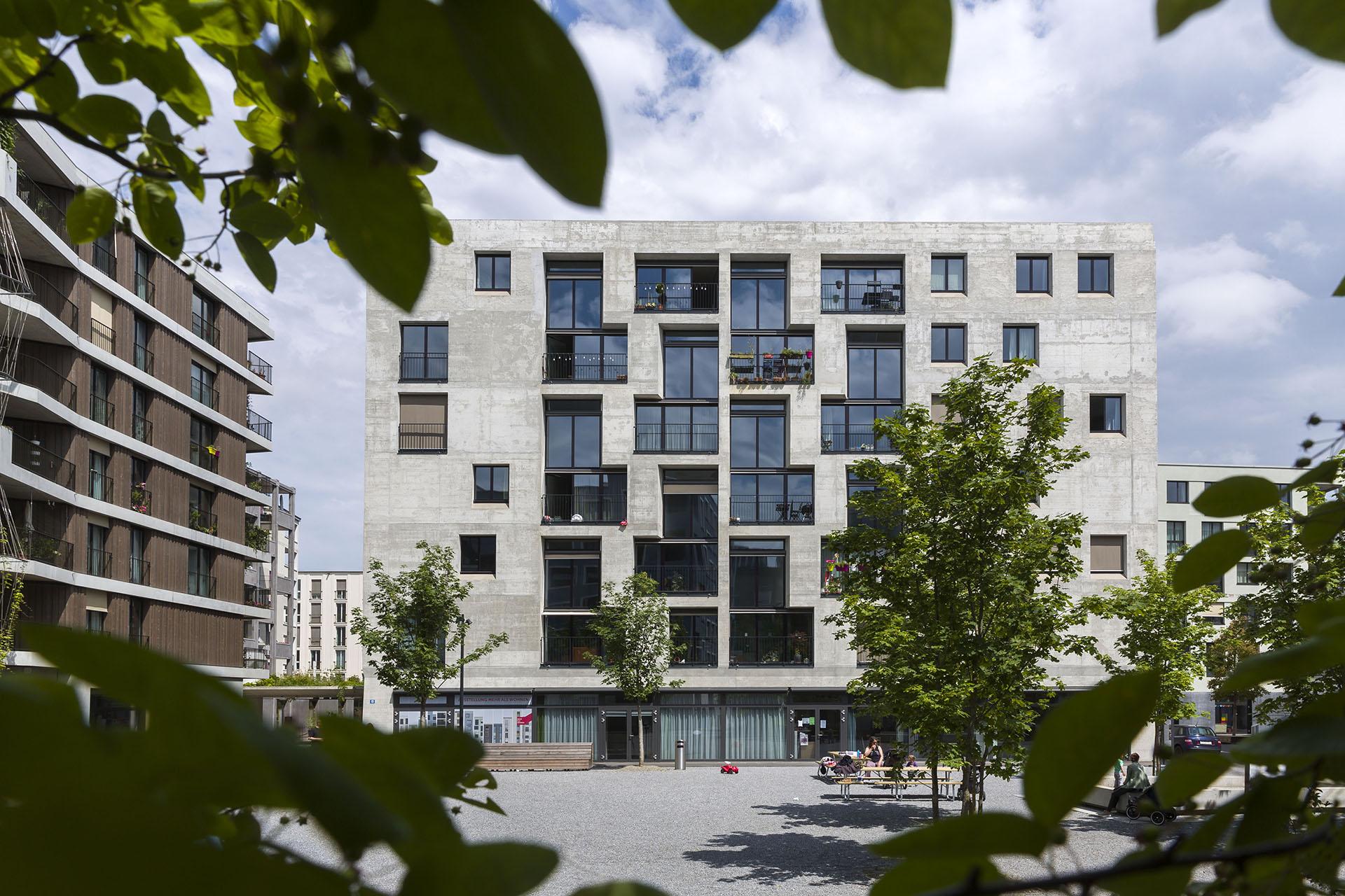 Architektur MAW Mehr als Wohnen