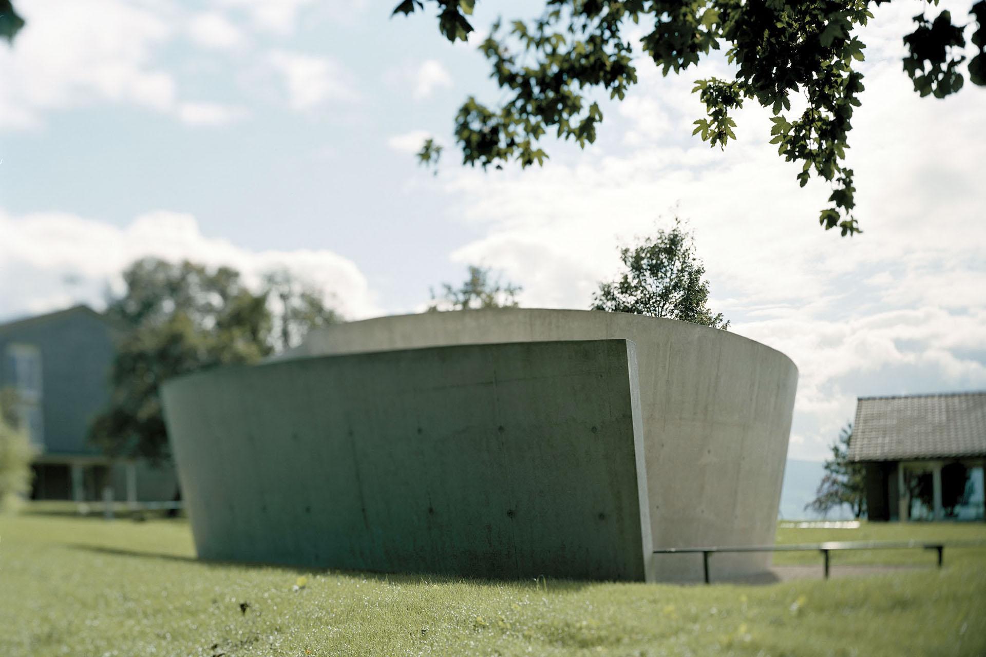 Architektur Boldern