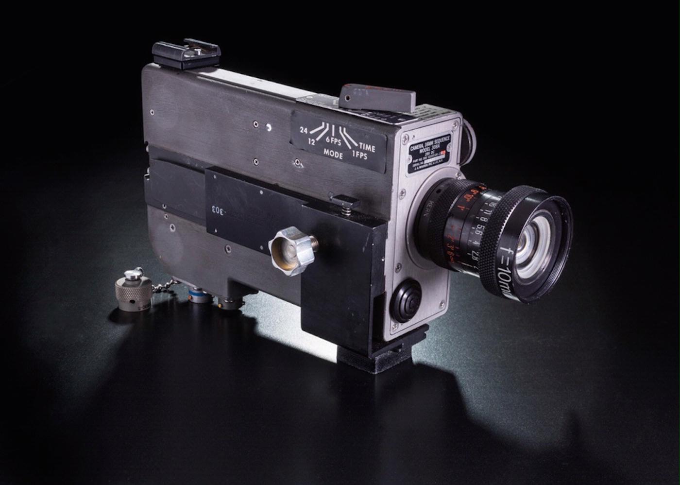 Apollo 11 camera lost, 16mm DAC Camera Apollo 11 Cameraplex