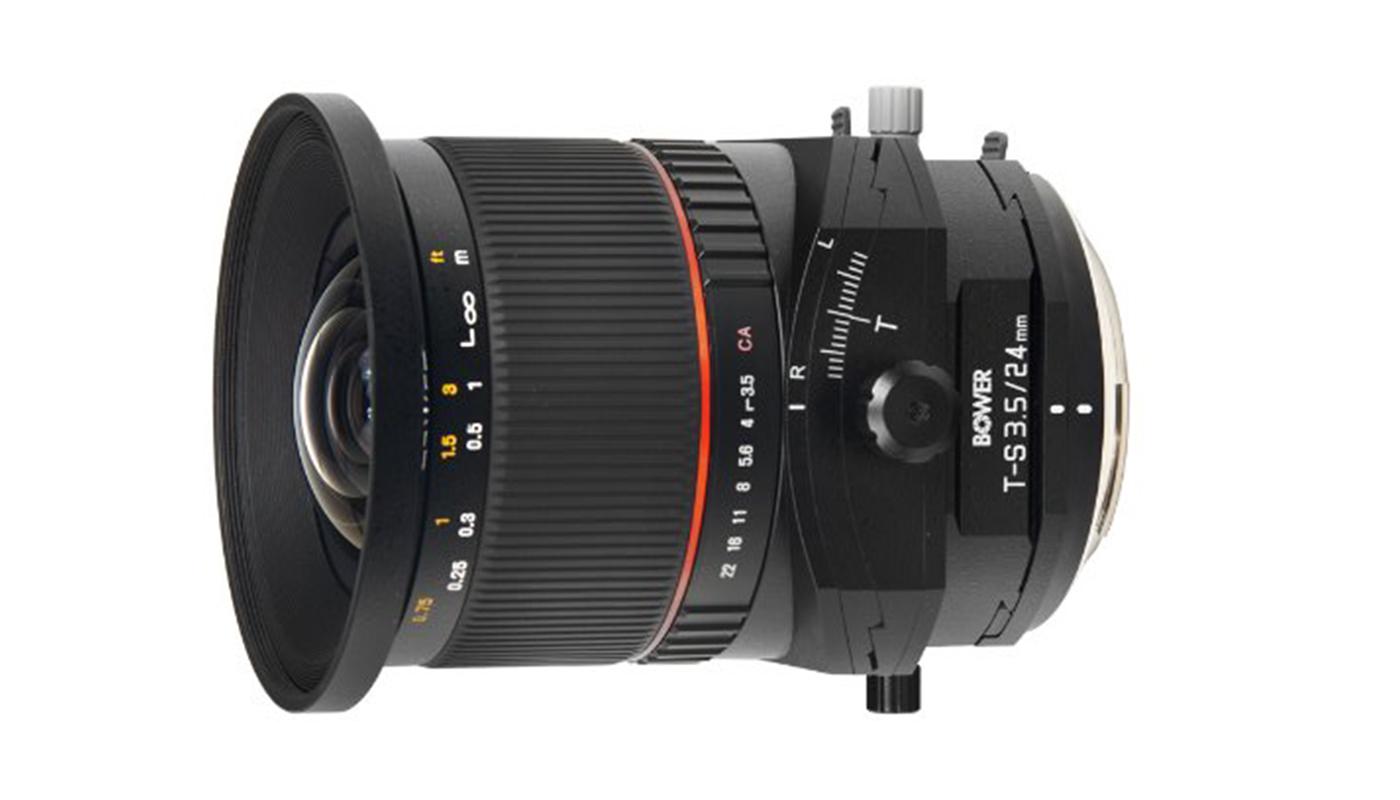 Bower 24mm Tilt Shift Lens Cameraplex