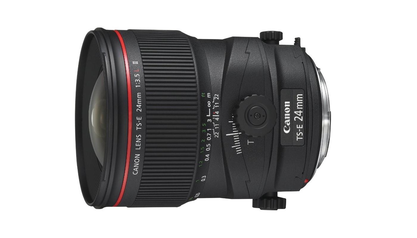 Canon tilt shift 24mm Cameraplex