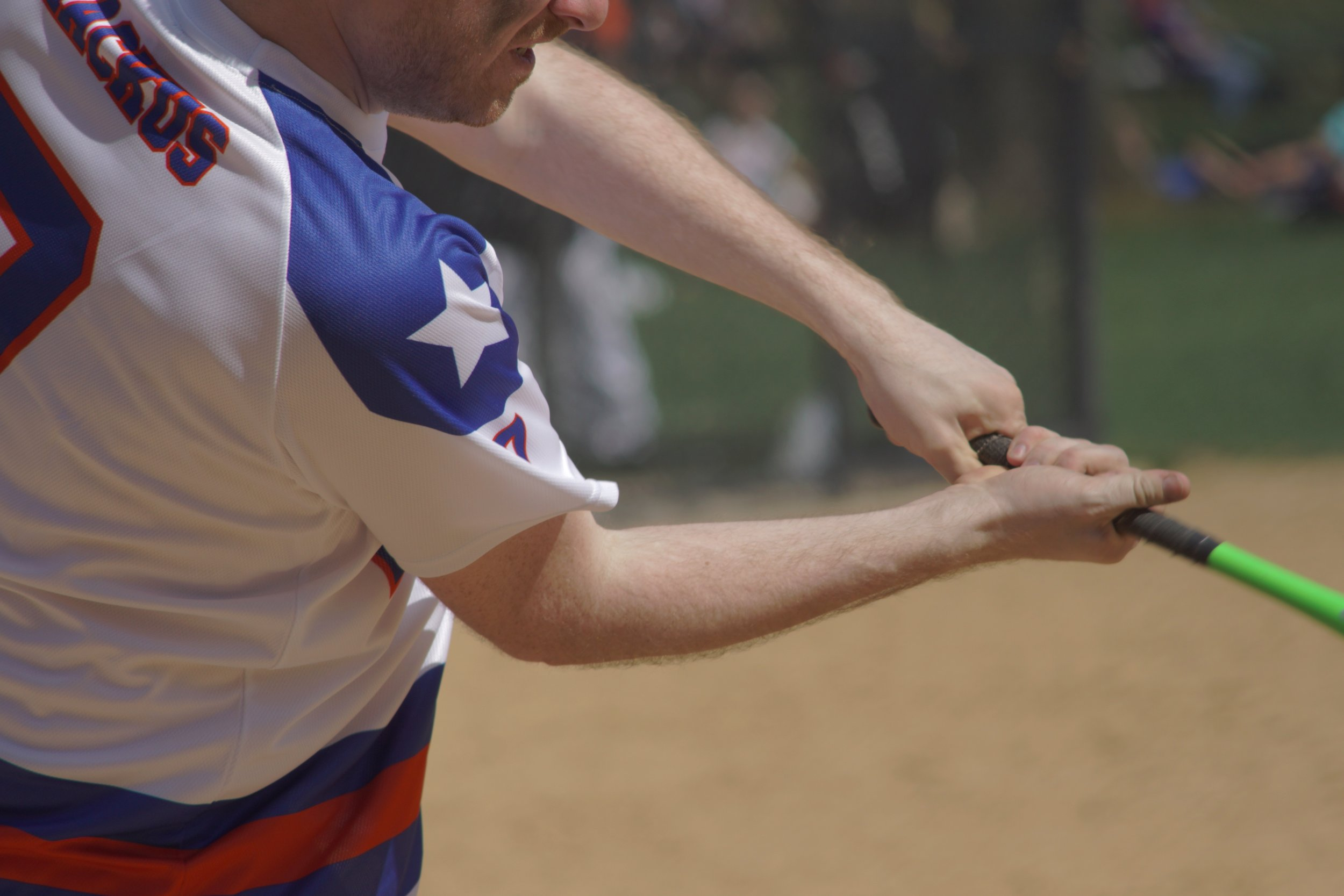 Street Photography with A Telephoto Lens, home run batter