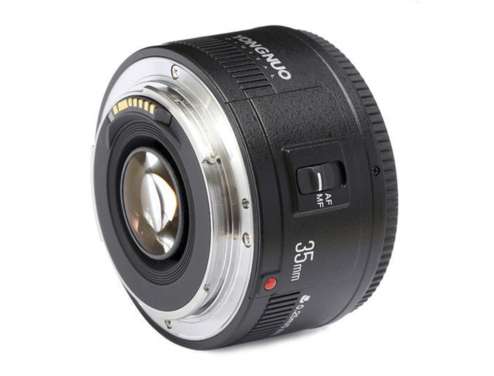 Budget Yongnuo 35mm f2 Canon EF Mount Cameraplex