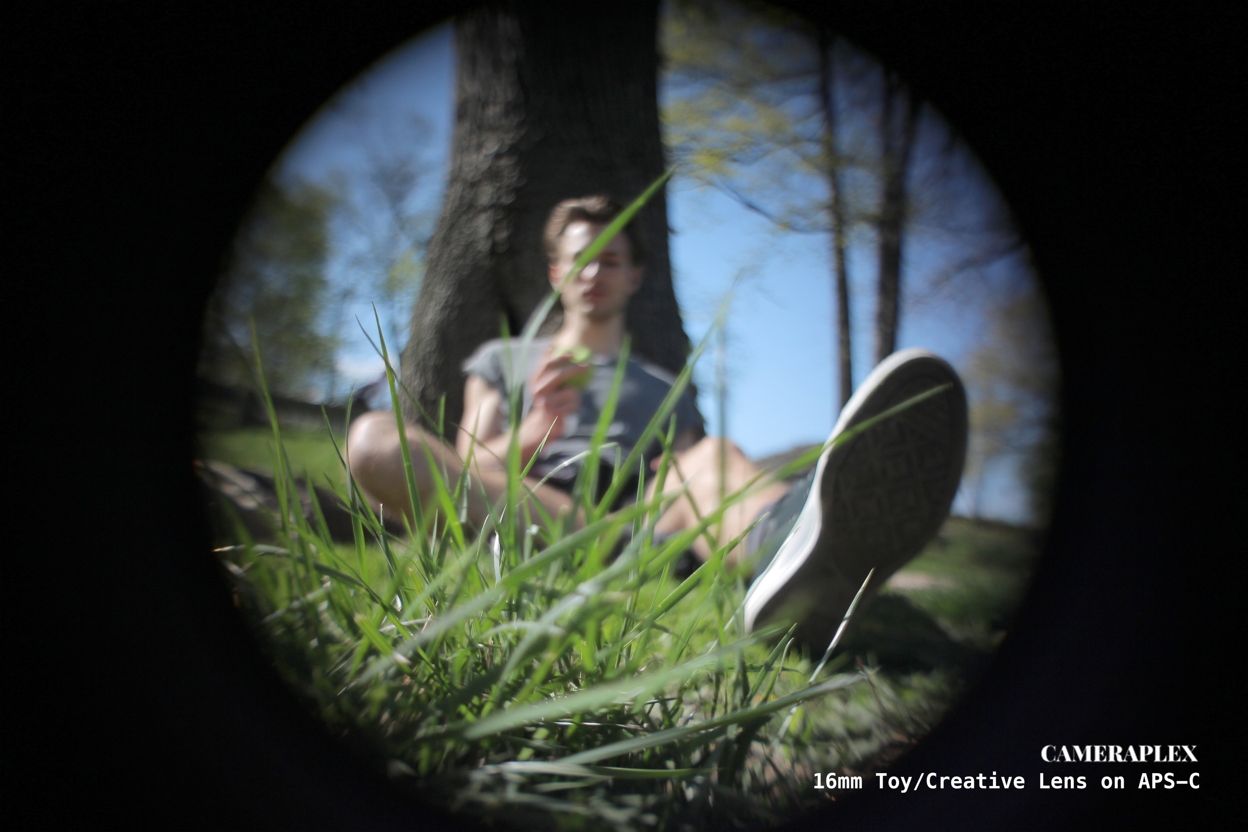 types of camera lenses, 16mm toy creative lens example Cameraplex