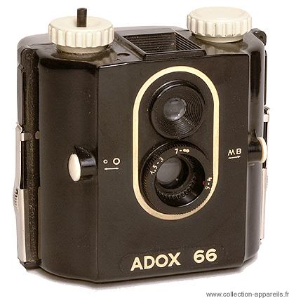 Adox 66 Cameraplex, strangest cameras