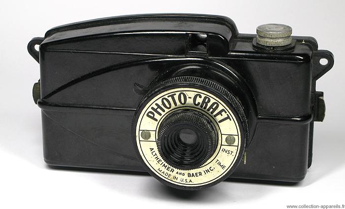 Altheimer and Baer Photo-Craft Cameraplex, strangest cameras