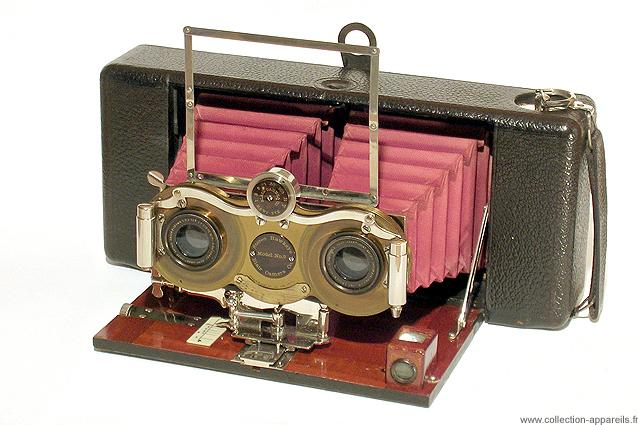 Blair Stereo Hawkeye no2 Cameraplex, strangest cameras