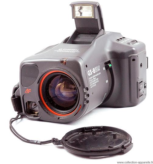 Chinon GS-8 Cameraplex, strangest cameras