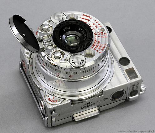 Compass Compass Cameraplex, strangest cameras