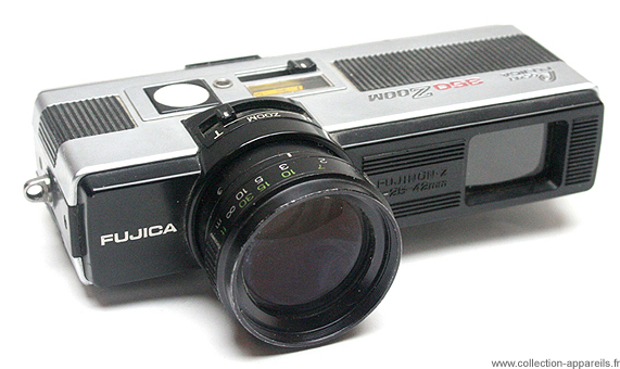 Fuji 350 Zoom Cameraplex, strangest cameras