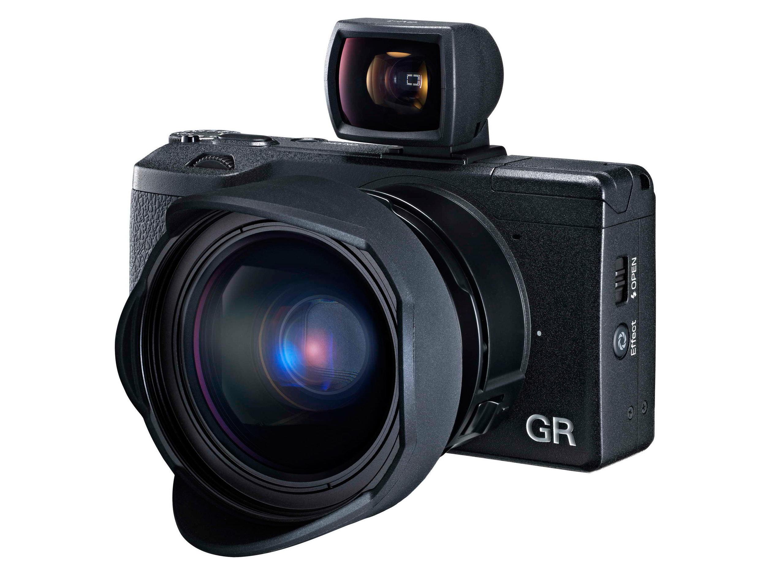GR GV1 GW-3 Hood adapter