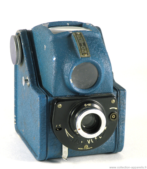 Houghton Ful-Vue Cameraplex, strangest cameras