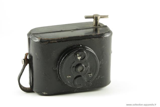 Inconnue Kidy Cameraplex, strangest cameras