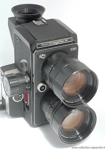 Konica Koni Omegaflex M Cameraplex