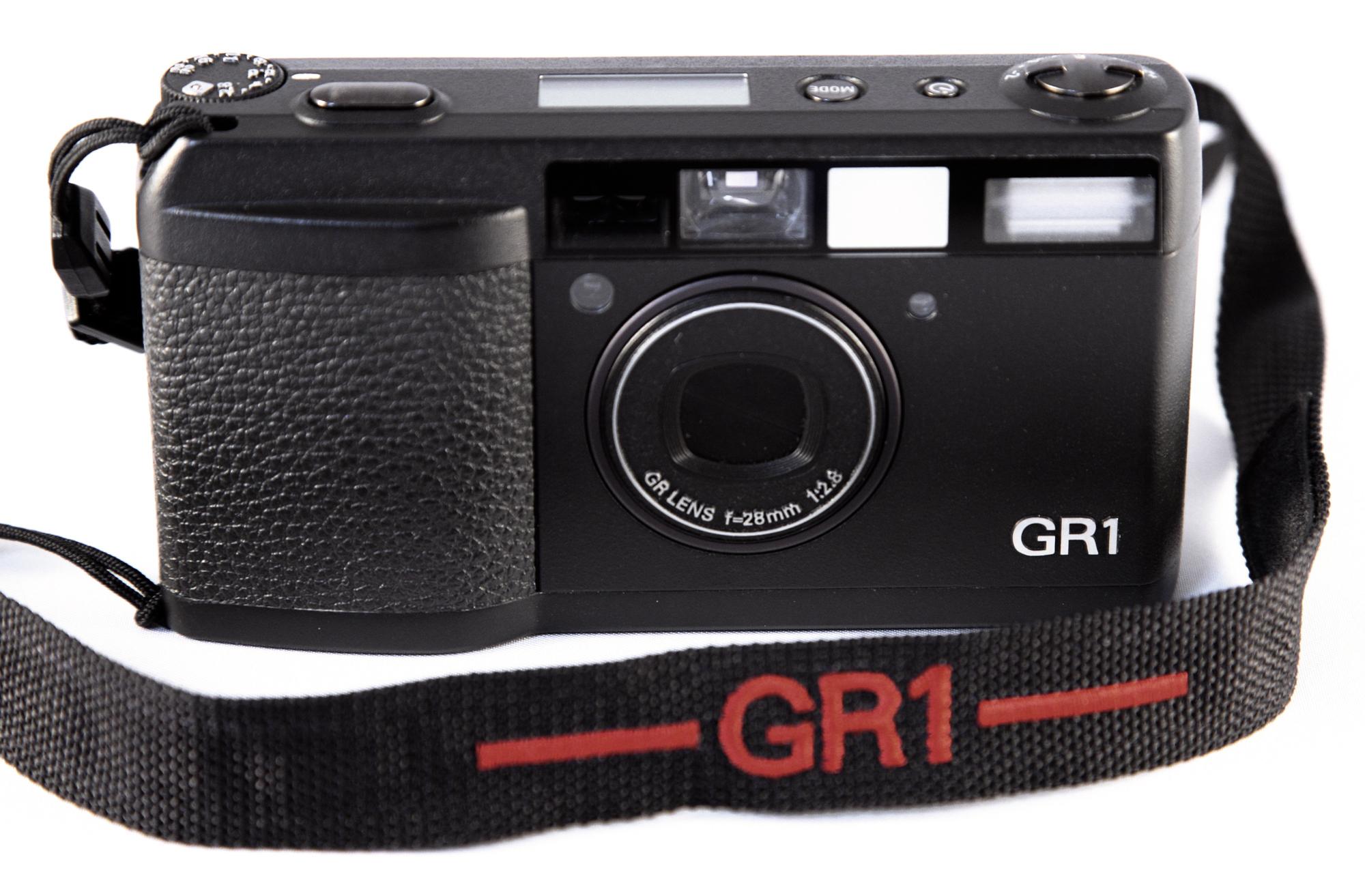 Ricoh GR II, Ricoh GR1 1996 Cameraplex