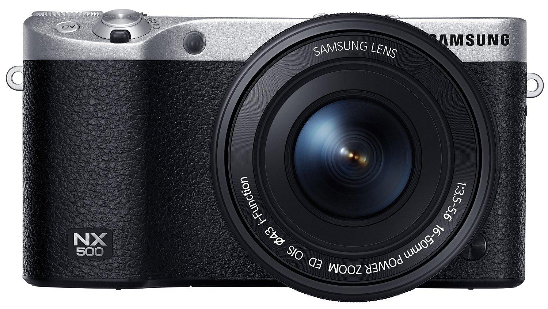4k Cameras You Can Fit in Your Pocket, Samsung NX500 pocketable 4k camera Cameraplex