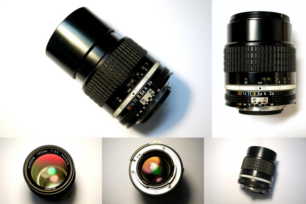 Nikkor 105mm f28 Lens Cameraplex