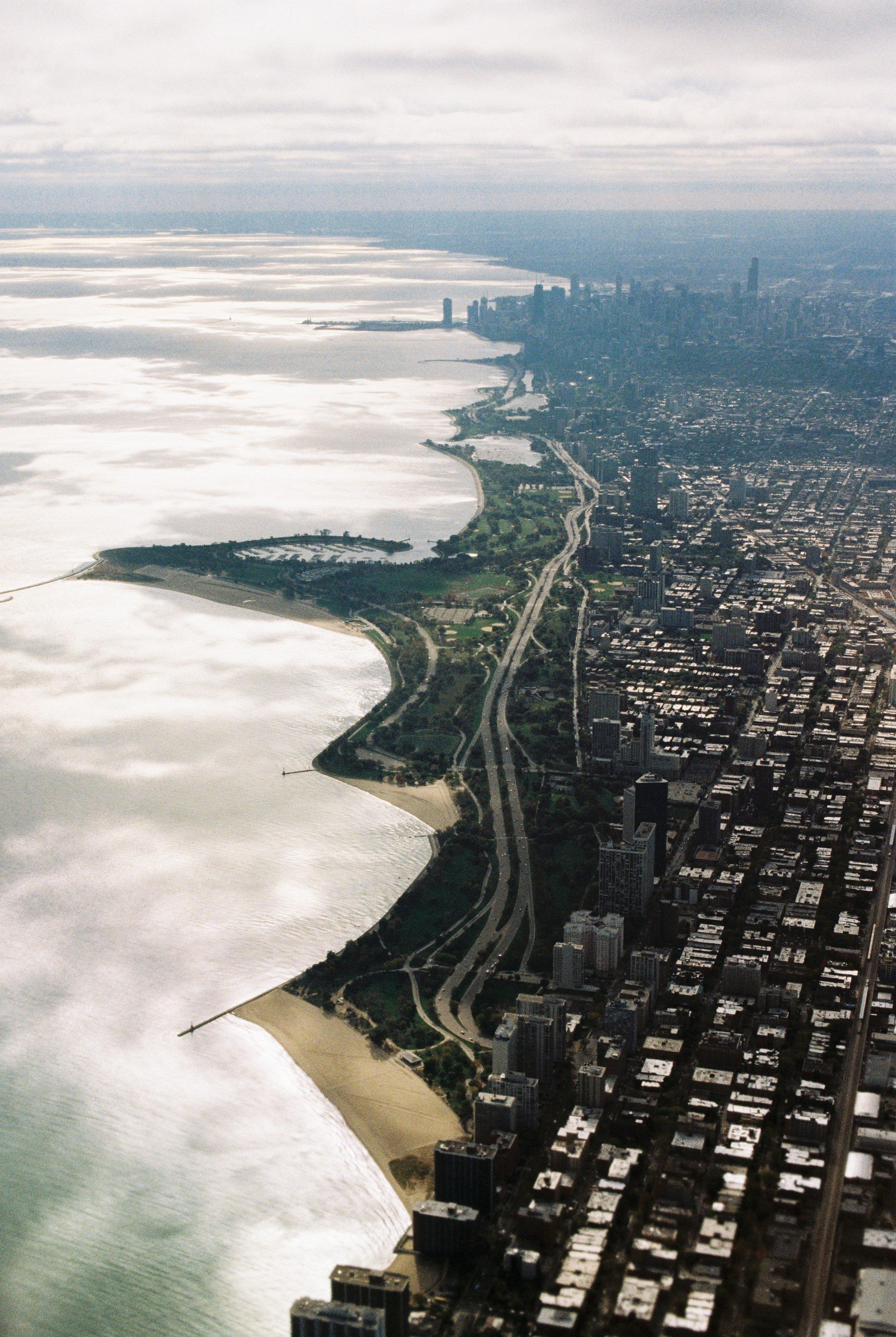Chicago, Illinois, USA   Nikon FE
