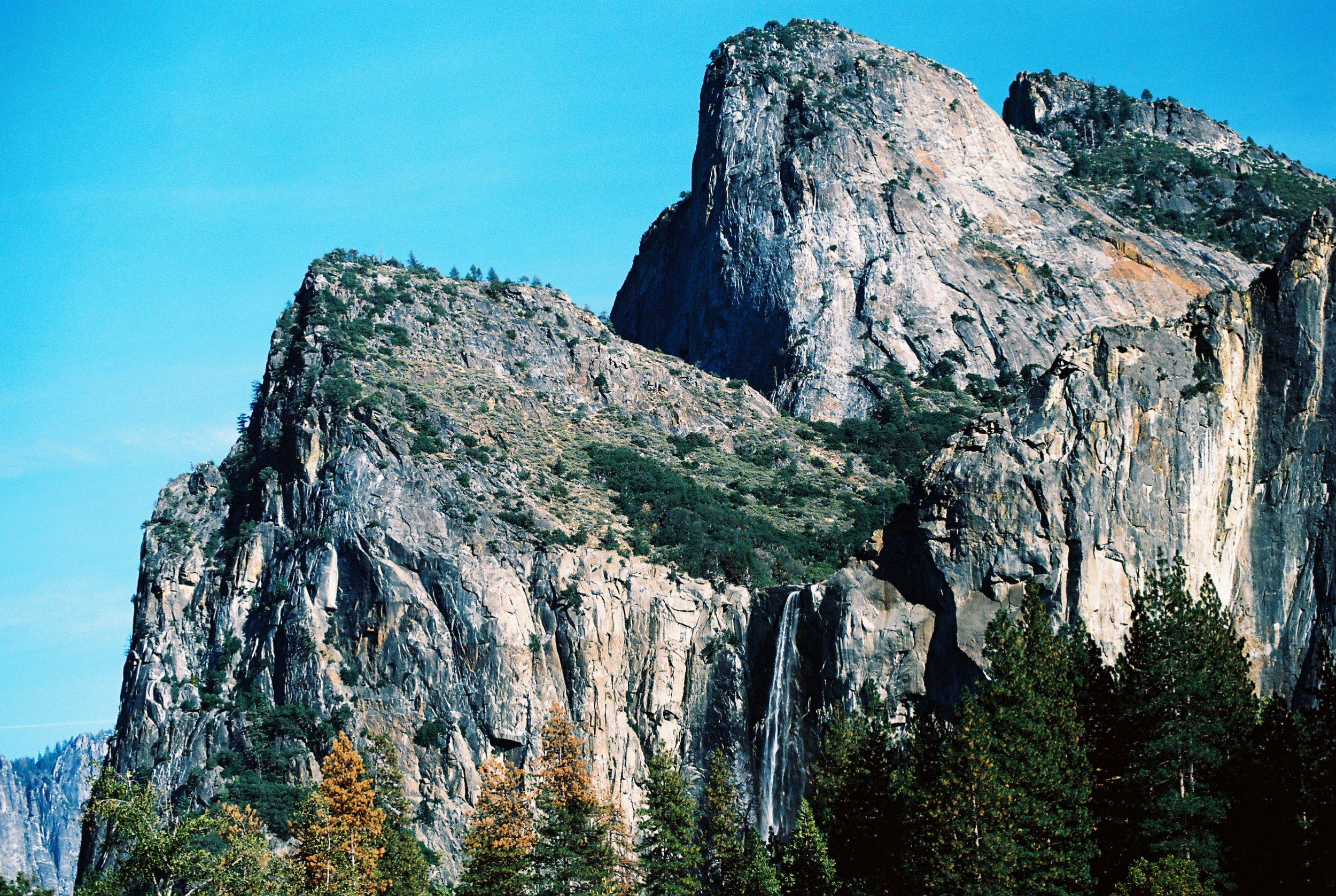 Yosemite National Park, California, USA   Pentax LX