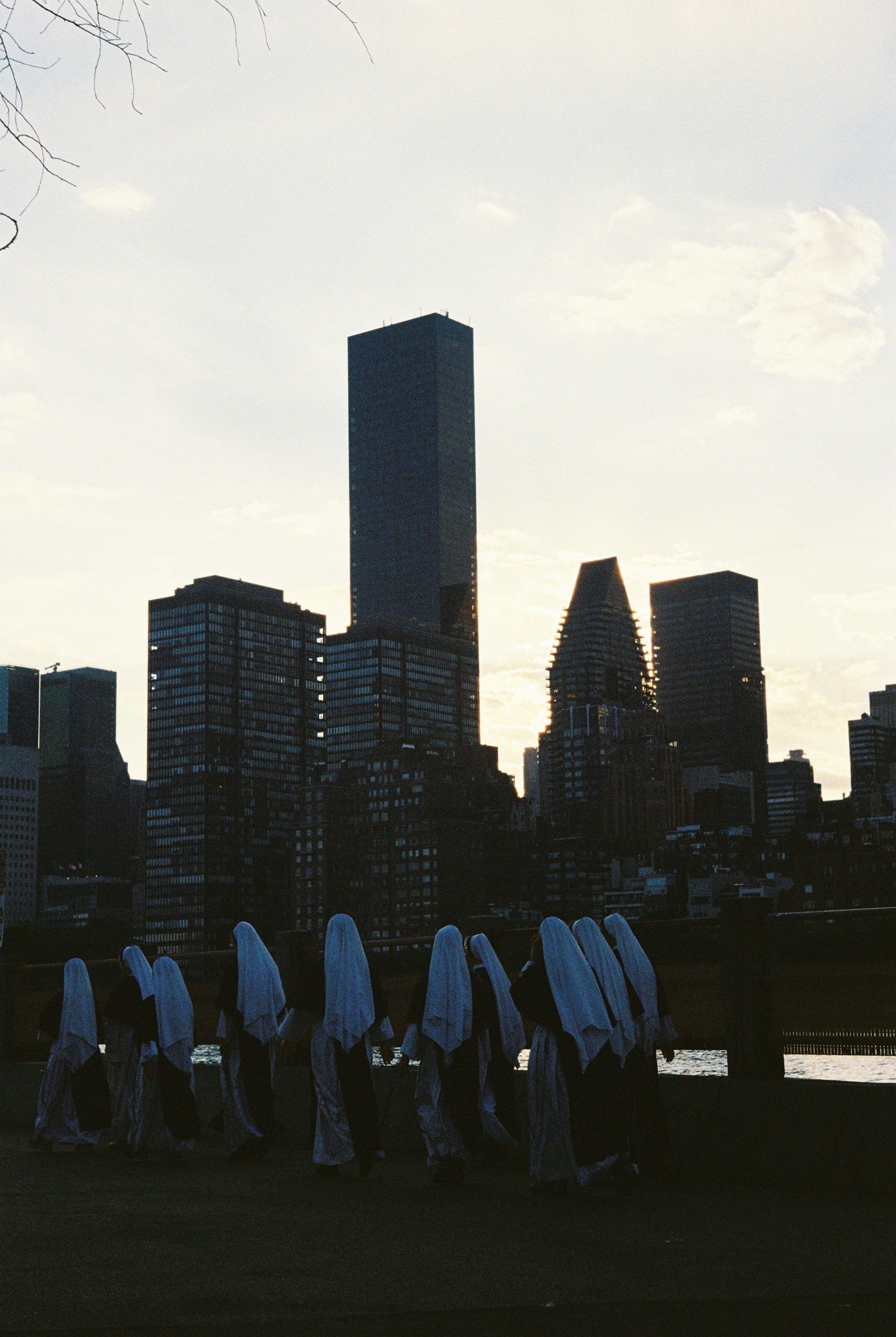 New York, New York, USA   Voigtländer Bessa R3A