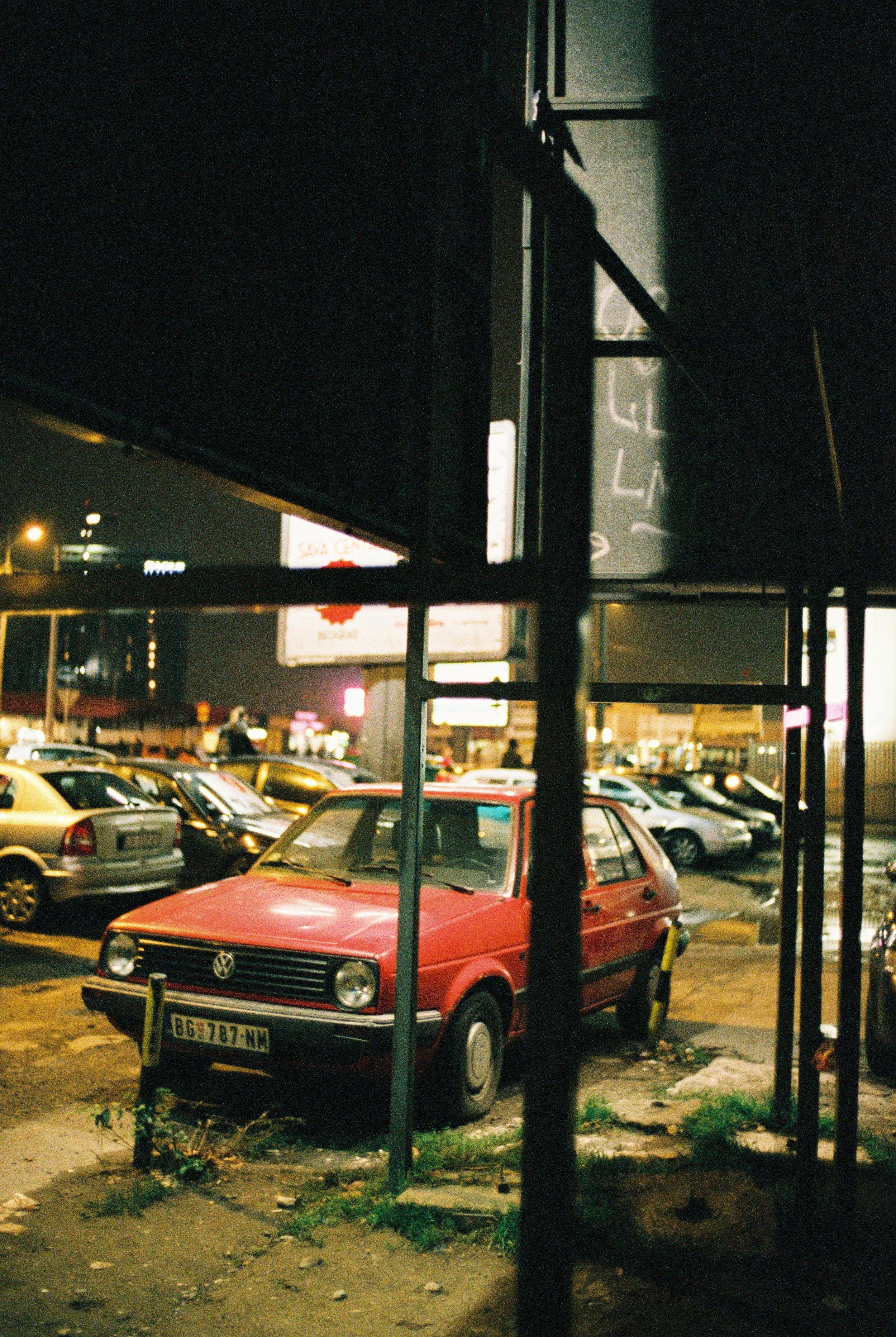 Belgrade, Serbia   Voigtländer Bessa R4M