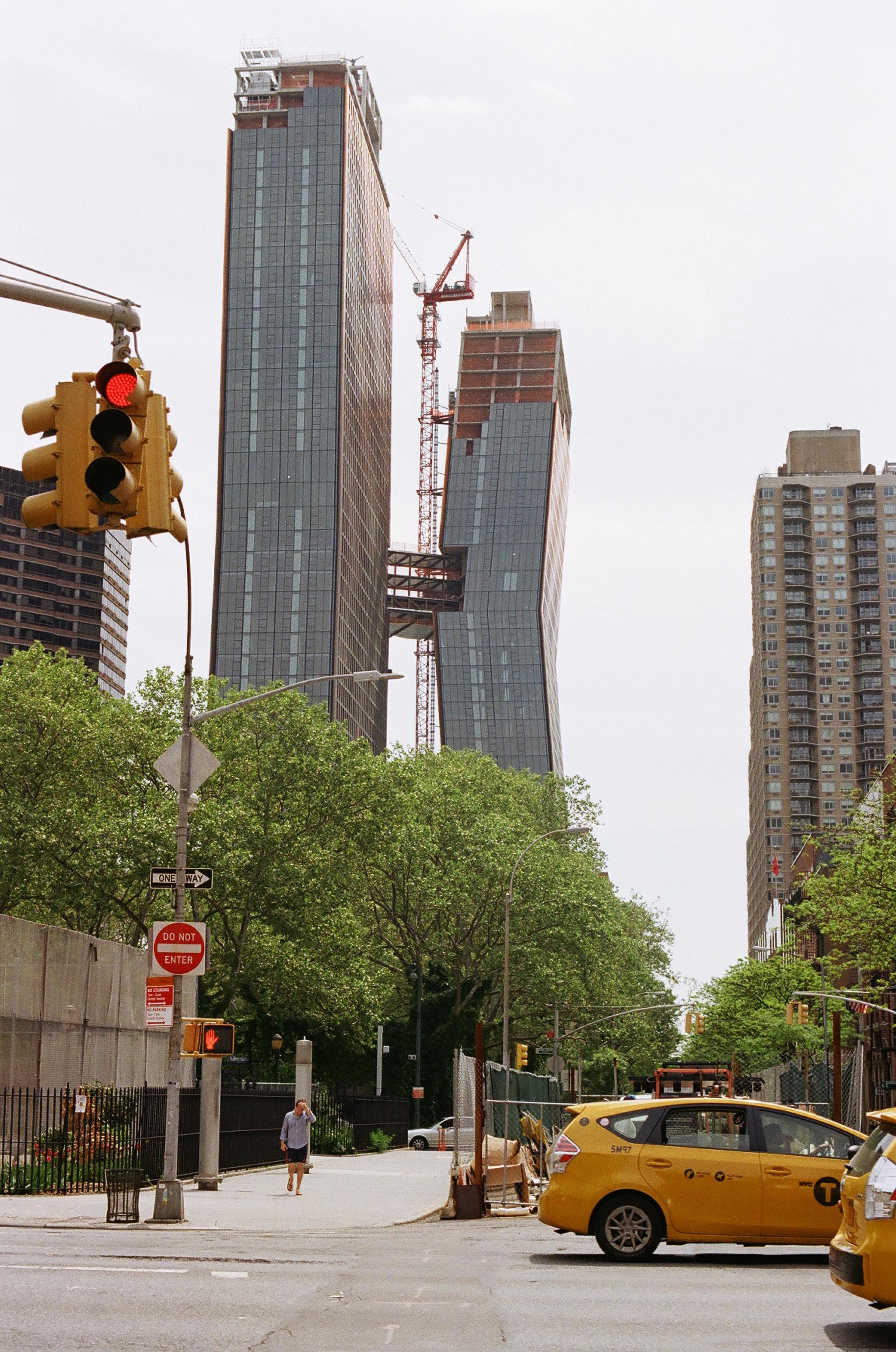 New York, New York, USA   Minolta XD-11