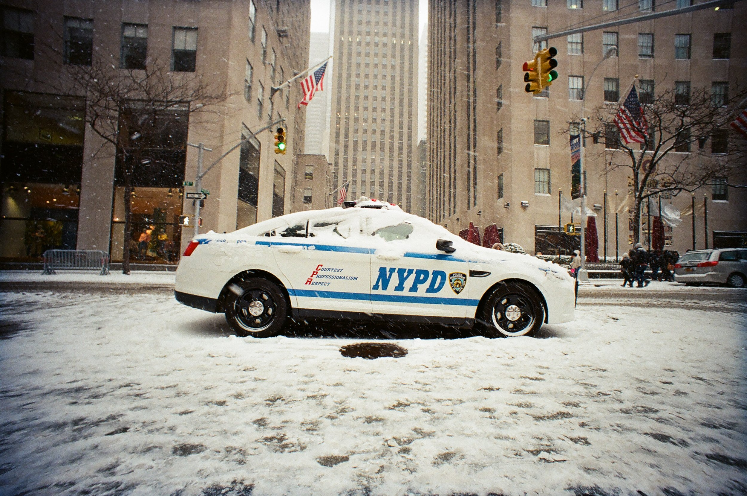 New York, New York, USA   Lomo LC-Wide