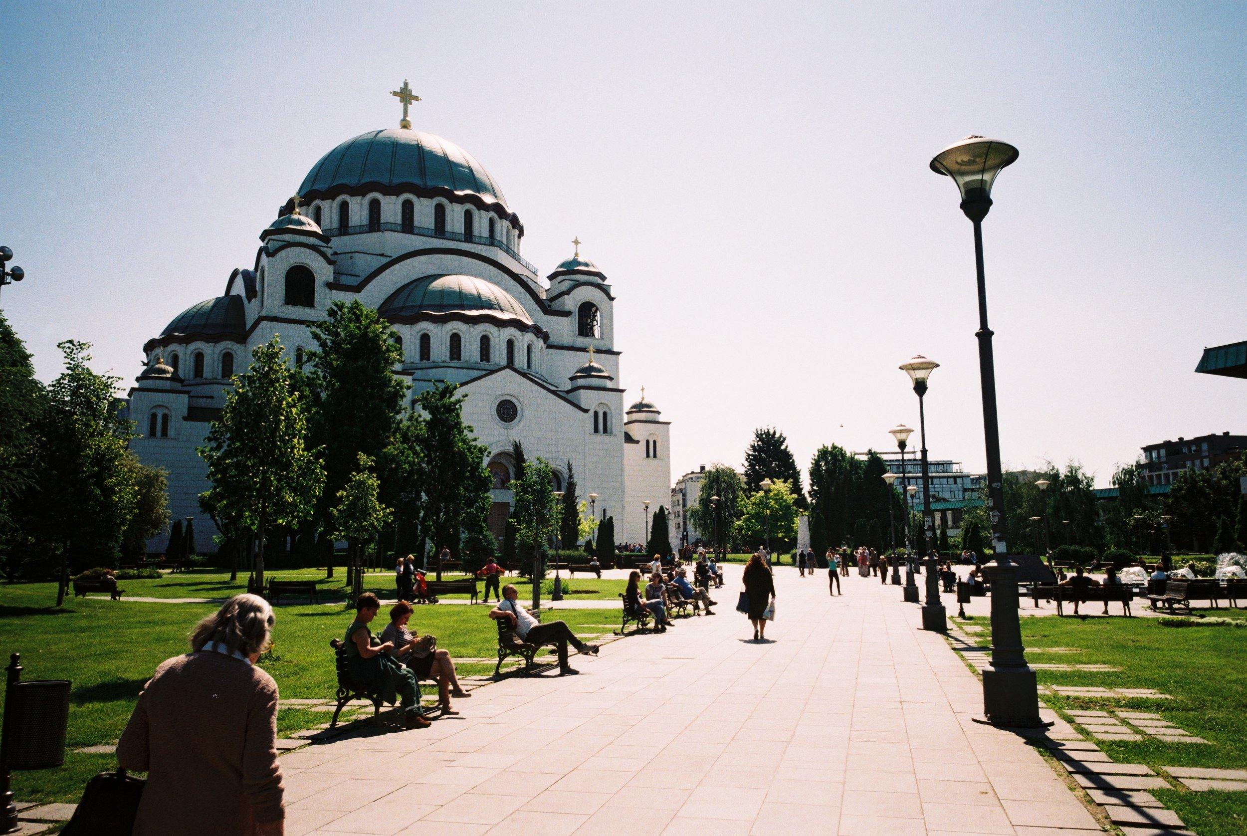 Belgrade, Serbia   Ricoh GR1