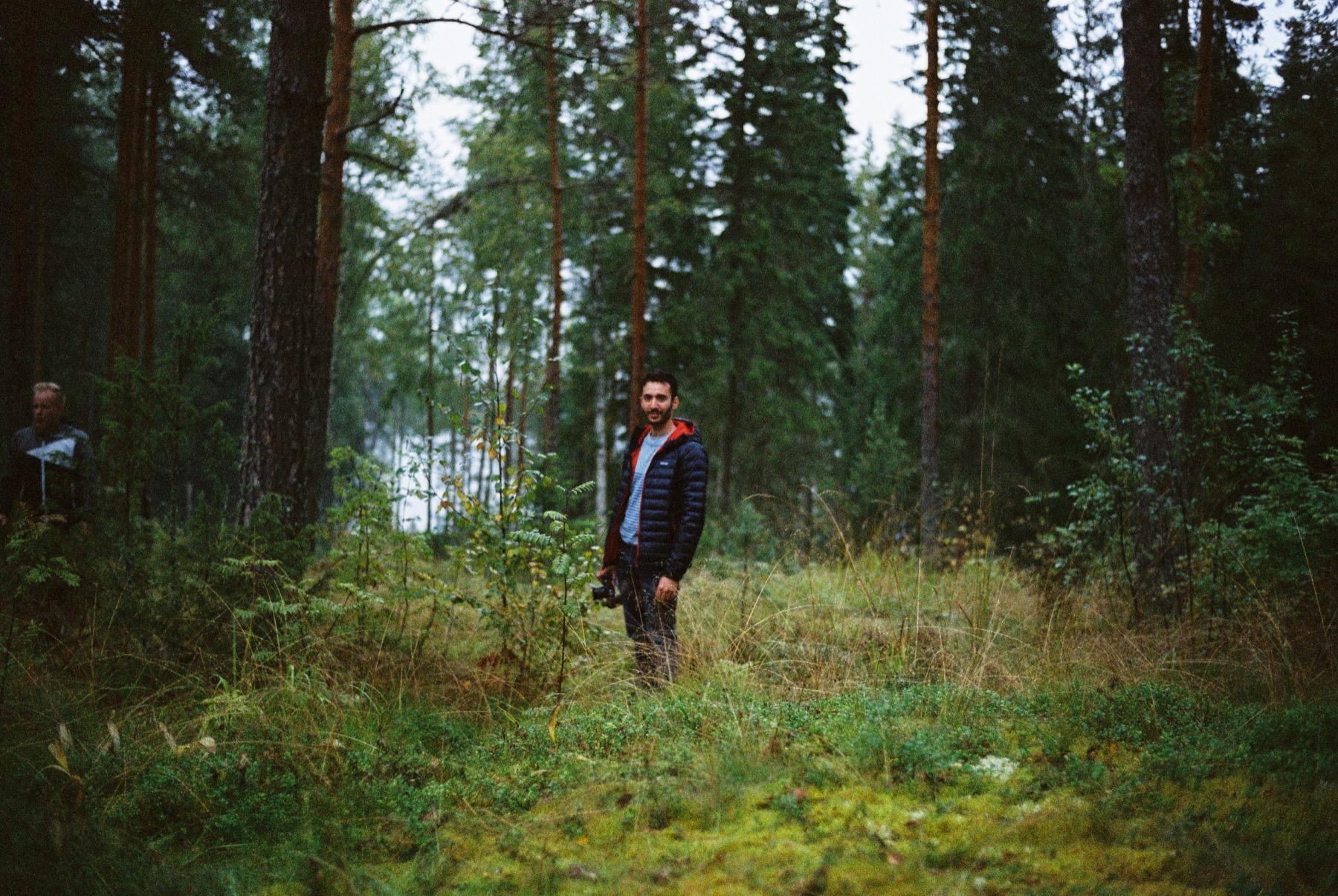Voigtländer Bessa R3A | Helsinki | Jupiter-8 50mm f2 0 — cameraville