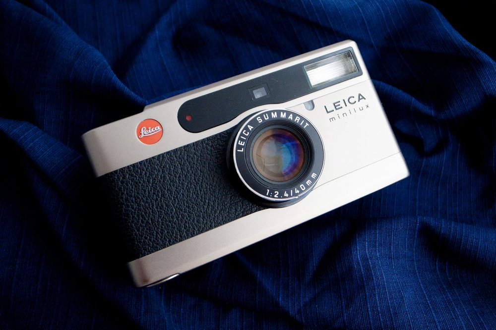 10 Alternatives to the Contax T2 Film Camera - $100 to