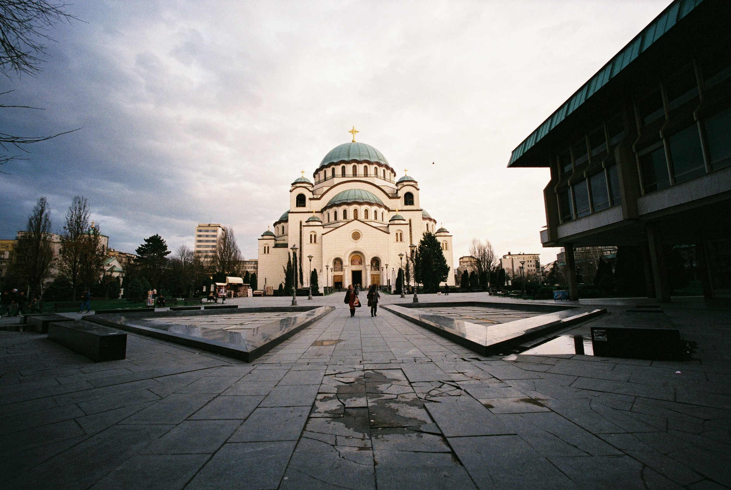 Voigtänder 15mm Super-Wide Heliar. Belgrade, Serbia - 2017
