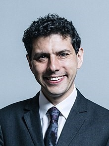 Alex Sobel MP