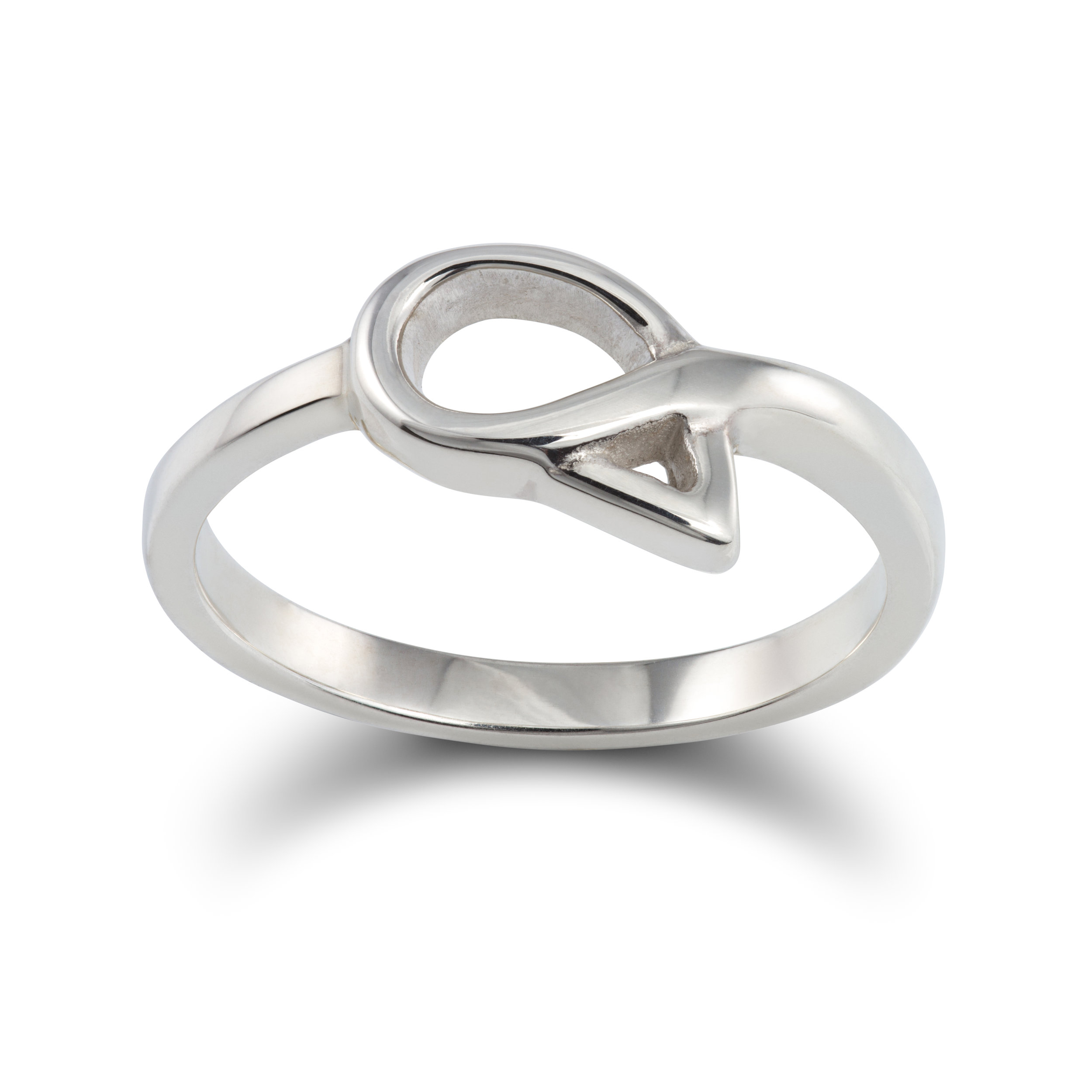 Silver ring - £120