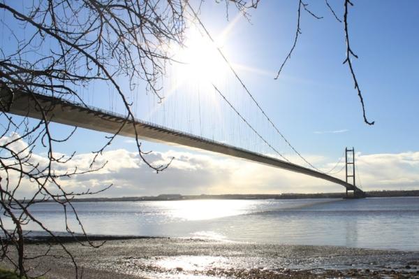 HUMBER BRIDGE :) GORGEOUS PHOTO!