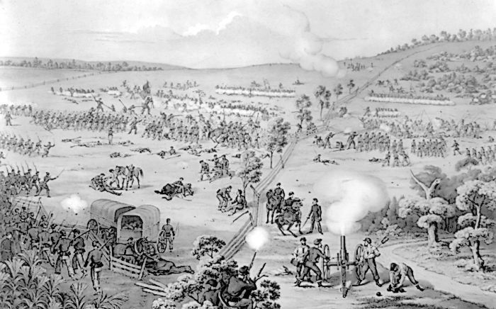 Battle of South Mountain 9/14/1862
