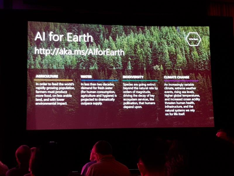 """""""AI for Earth""""--why we should care about applying AI to agriculture"""