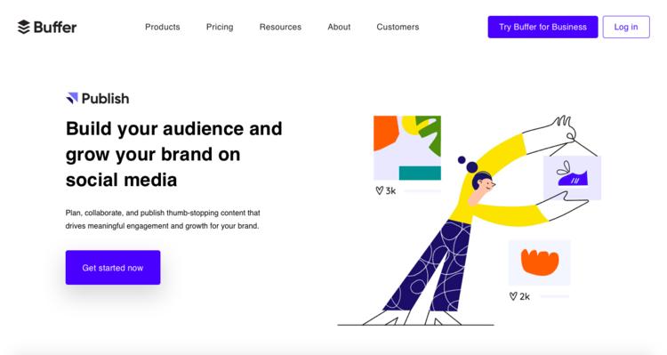 Administra la presencia de tu Startup en las redes sociales con Buffer