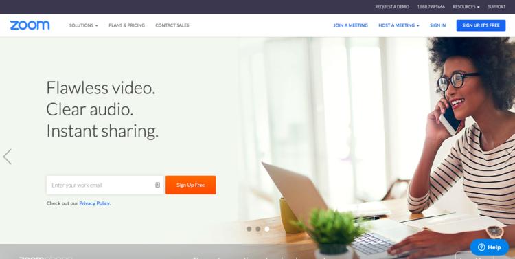 Actualiza las videoconferencias de tu Startup con Zoom