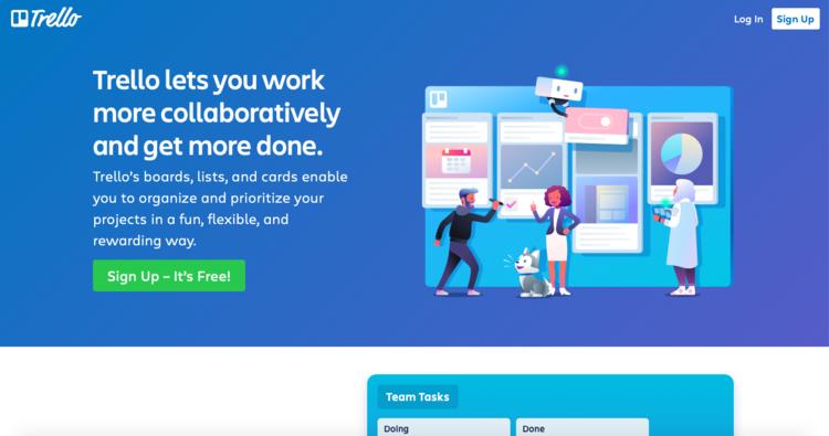Mejora la productividad de tu Startup con Trello