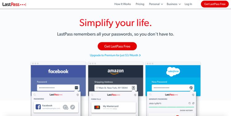 Proteje y organiza las contraseñas de tu Startup con LastPass
