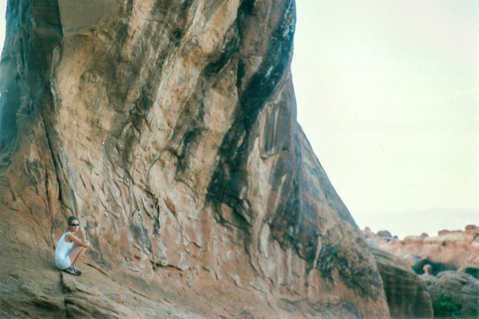 Avi Loren Fox Arches National Park Utah 2005-7.jpg