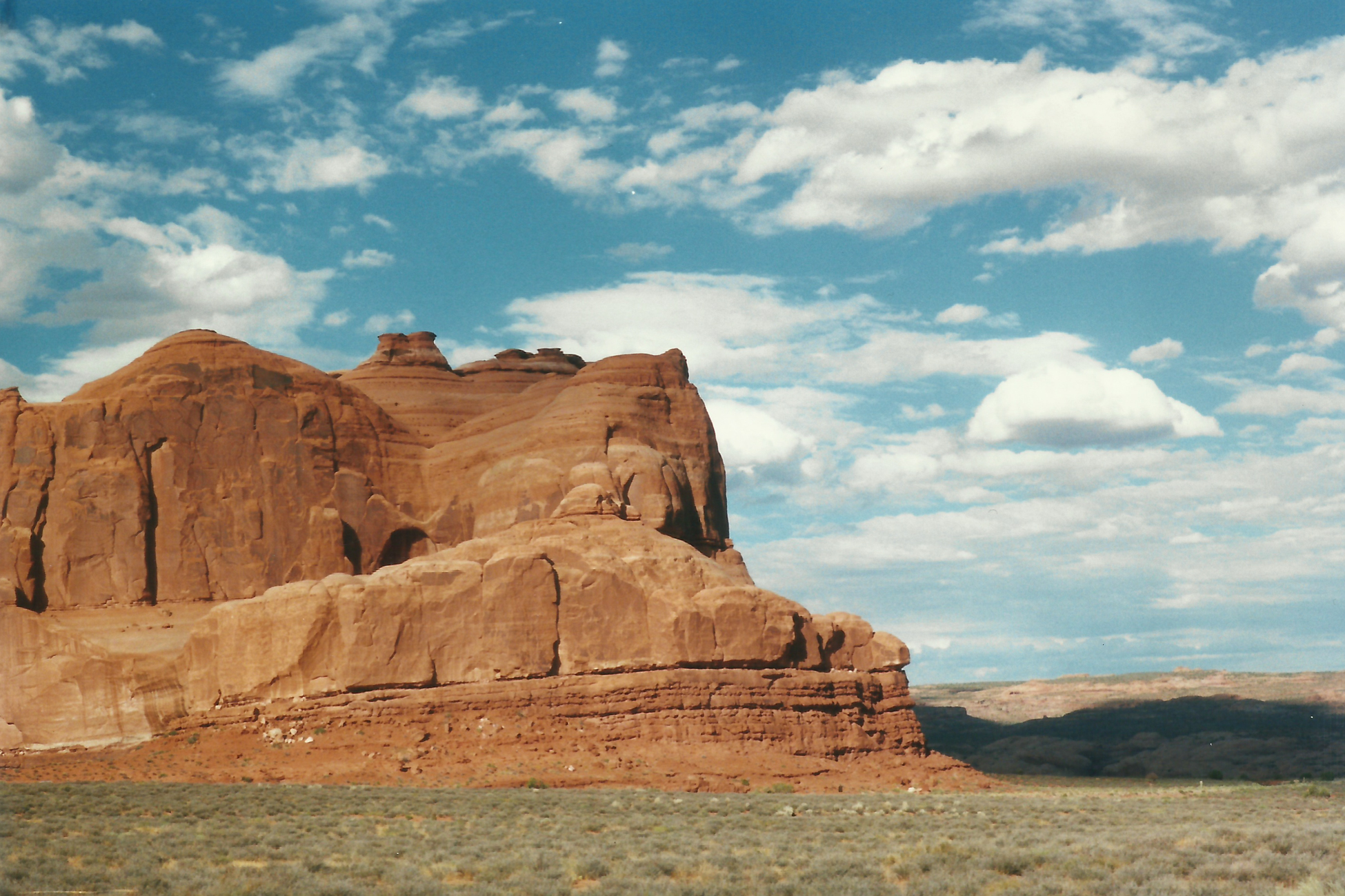 Avi Loren Fox Arches National Park Utah 2005-9.jpg
