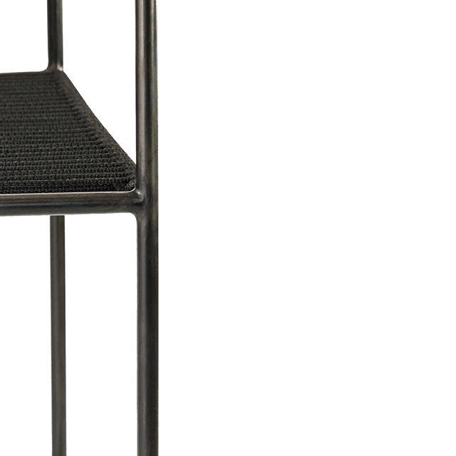 4 of 9 | SLOOP Arm Chair... black on black on black.. ⠀⠀⠀⠀⠀⠀⠀⠀⠀ 📸 by @jason_ryan_simmons⠀⠀⠀⠀⠀⠀⠀⠀⠀ .⠀⠀⠀⠀⠀⠀⠀⠀⠀ .⠀⠀⠀⠀⠀⠀⠀⠀⠀ .⠀⠀⠀⠀⠀⠀⠀⠀⠀ .⠀⠀⠀⠀⠀⠀⠀⠀⠀ .⠀⠀⠀⠀⠀⠀⠀⠀⠀ .⠀⠀⠀⠀⠀⠀⠀⠀⠀ .⠀⠀⠀⠀⠀⠀⠀⠀⠀ #design #designer #furniture #finefurniture #furnituredesign #modern #moderndesign #handmade #handcrafted  #chair #chairdesign #interiordesign #interiors #contemporary #contemporaryfurniture #contemporarydesign #madeinusa #black #steel #rope