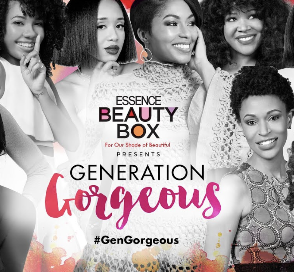 Essence BeautyBox #GenGorgeous