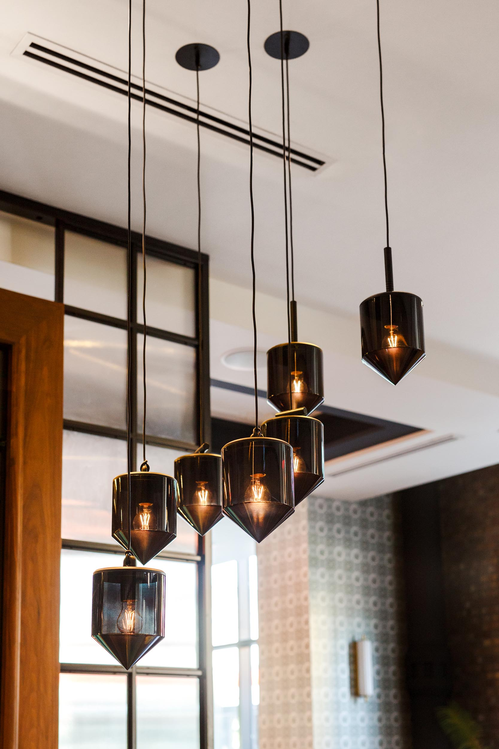 Broadview Hotel Interior Design Styles Photography of Lights
