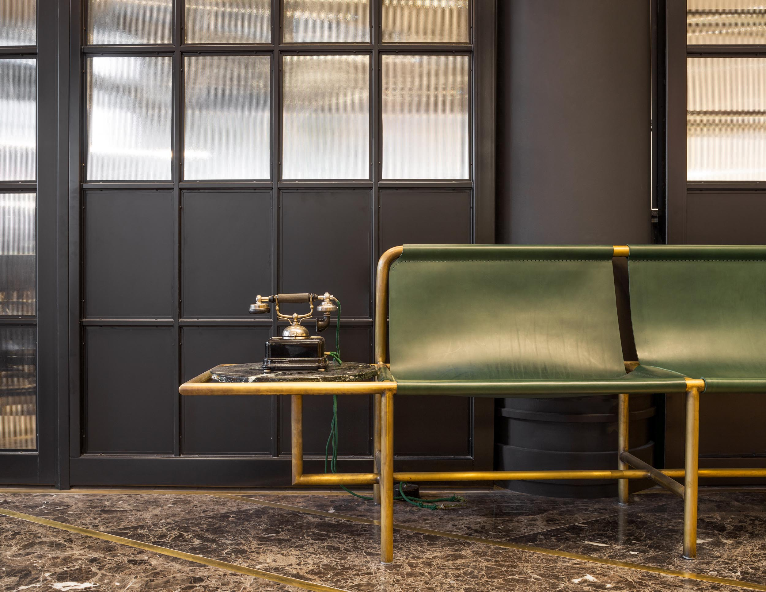 Interior Design Style at The Broadview Hotel Toronto Photography by Worker Bee Supply