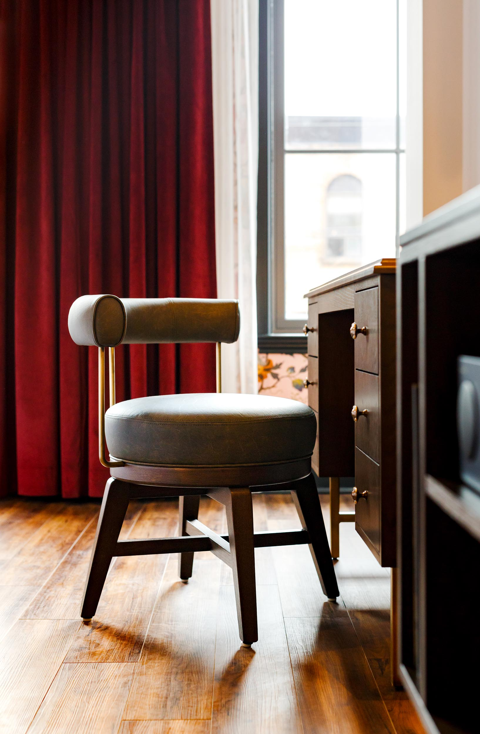 Modern Furniture Interior Photos of Broadview Hotel by Worker Bee Supply